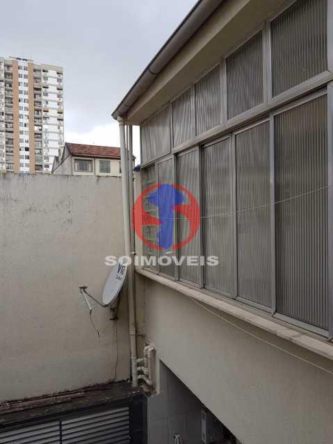 janela fundos - Casa de Vila 2 quartos à venda Maracanã, Rio de Janeiro - R$ 385.000 - TJCV20104 - 26