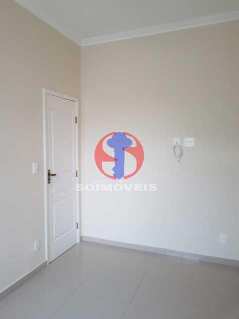 quarto - Casa de Vila 2 quartos à venda Maracanã, Rio de Janeiro - R$ 385.000 - TJCV20104 - 24