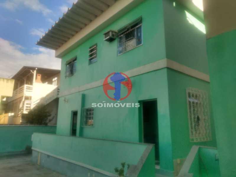 FACHADA - Casa 3 quartos à venda Maria da Graça, Rio de Janeiro - R$ 575.000 - TJCA30081 - 1