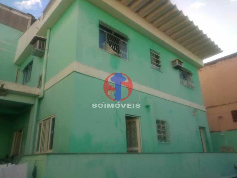 FACHADA - Casa 3 quartos à venda Maria da Graça, Rio de Janeiro - R$ 575.000 - TJCA30081 - 3