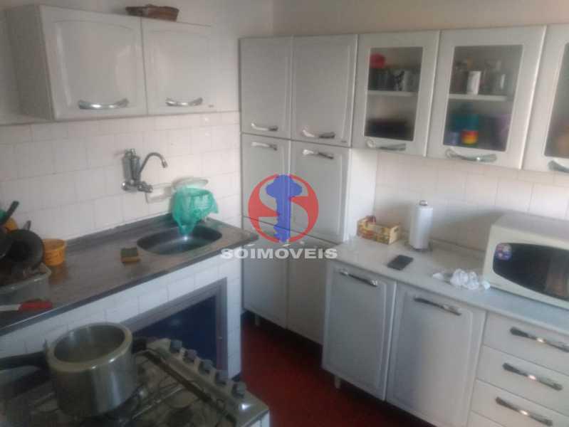 COZINHA - Casa 3 quartos à venda Maria da Graça, Rio de Janeiro - R$ 575.000 - TJCA30081 - 10
