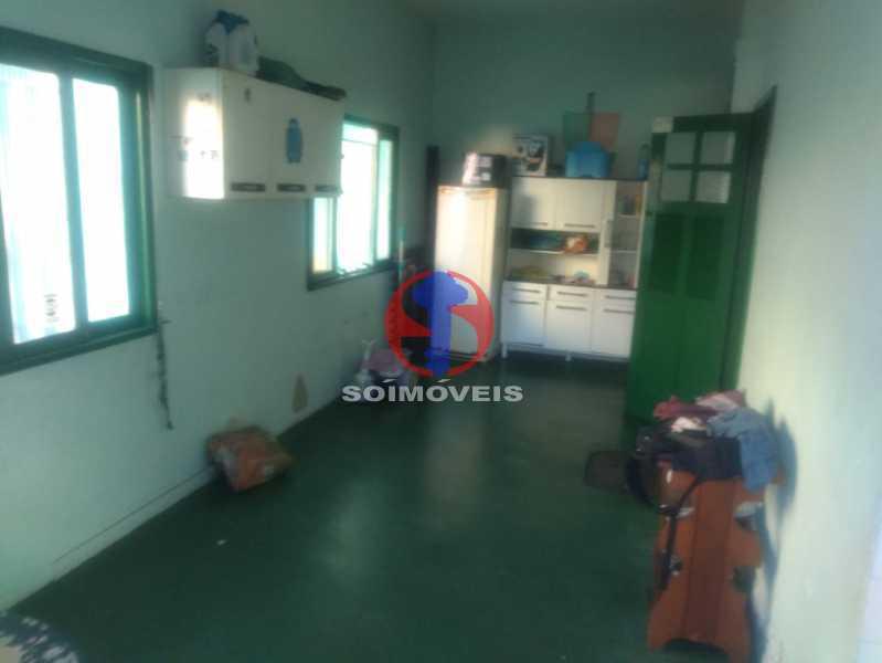 ÁREA DE LVANDERIA - Casa 3 quartos à venda Maria da Graça, Rio de Janeiro - R$ 575.000 - TJCA30081 - 12