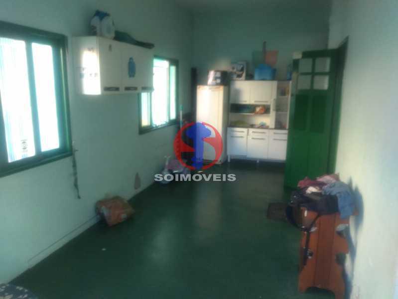 ÁREA DE LAVANDERIA  - Casa 3 quartos à venda Maria da Graça, Rio de Janeiro - R$ 575.000 - TJCA30081 - 13