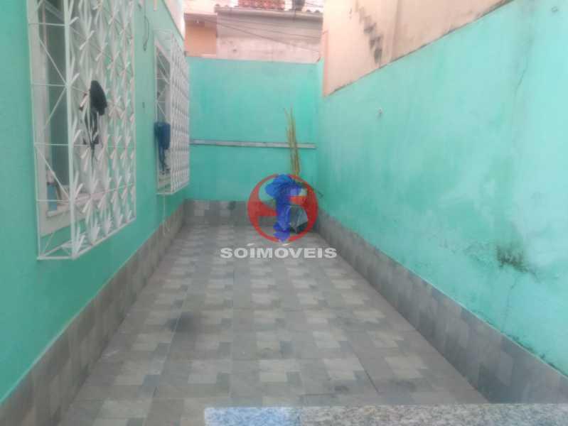 VARANDA LATERAL - Casa 3 quartos à venda Maria da Graça, Rio de Janeiro - R$ 575.000 - TJCA30081 - 4