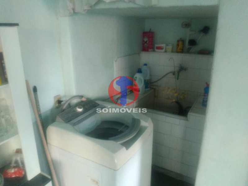 ÁREA DE LAV.  - Casa 3 quartos à venda Maria da Graça, Rio de Janeiro - R$ 575.000 - TJCA30081 - 15