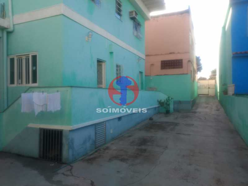 ENTRADA GARAGEM   - Casa 3 quartos à venda Maria da Graça, Rio de Janeiro - R$ 575.000 - TJCA30081 - 6