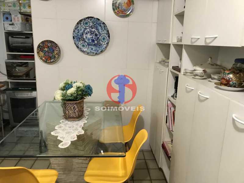 1611776335854 - Cobertura 2 quartos à venda Riachuelo, Rio de Janeiro - R$ 370.000 - TJCO20031 - 4