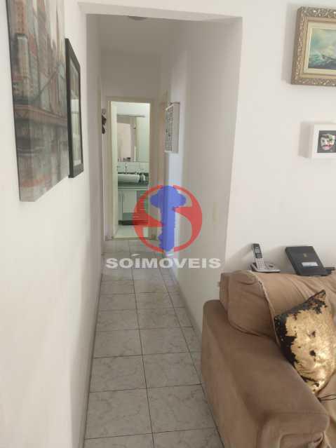 1611776335887 - Cobertura 2 quartos à venda Riachuelo, Rio de Janeiro - R$ 370.000 - TJCO20031 - 3