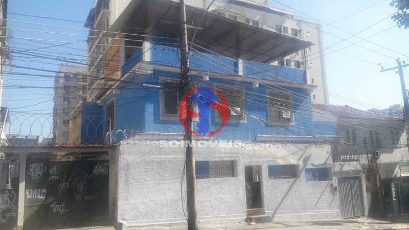 Frante - Casa 4 quartos à venda Méier, Rio de Janeiro - R$ 750.000 - TJCA40055 - 1