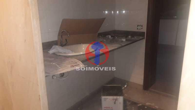 Wc Suite - Casa 4 quartos à venda Méier, Rio de Janeiro - R$ 750.000 - TJCA40055 - 11