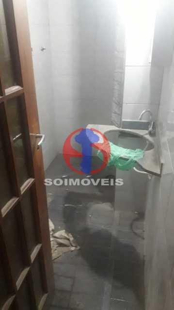 Banheiro de serviço - Casa 4 quartos à venda Méier, Rio de Janeiro - R$ 750.000 - TJCA40055 - 13