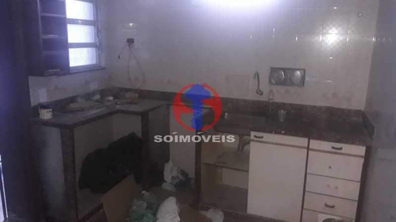 Cozinha - Casa 4 quartos à venda Méier, Rio de Janeiro - R$ 750.000 - TJCA40055 - 12
