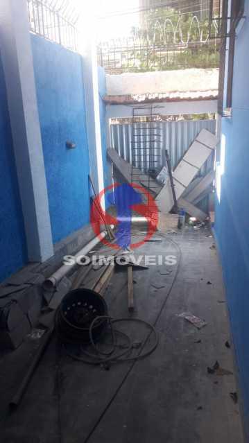 Garagem - Casa 4 quartos à venda Méier, Rio de Janeiro - R$ 750.000 - TJCA40055 - 31