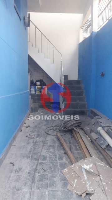 Garagem - Casa 4 quartos à venda Méier, Rio de Janeiro - R$ 750.000 - TJCA40055 - 30