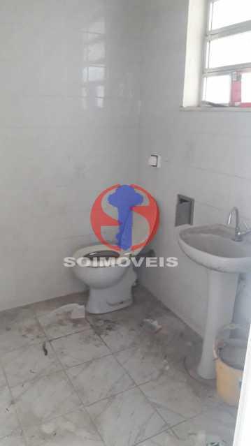 Banheiro social - Casa 4 quartos à venda Méier, Rio de Janeiro - R$ 750.000 - TJCA40055 - 21
