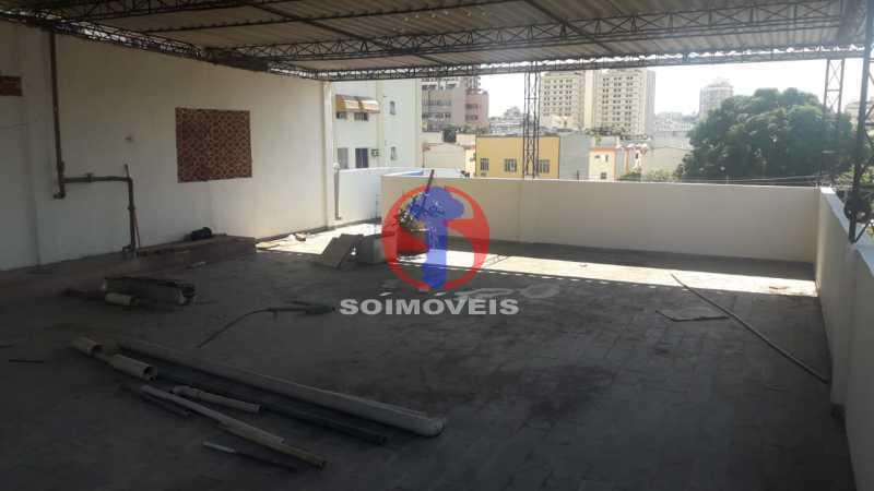 Terraço - Casa 4 quartos à venda Méier, Rio de Janeiro - R$ 750.000 - TJCA40055 - 23