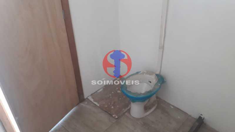 Wc terraço - Casa 4 quartos à venda Méier, Rio de Janeiro - R$ 750.000 - TJCA40055 - 24