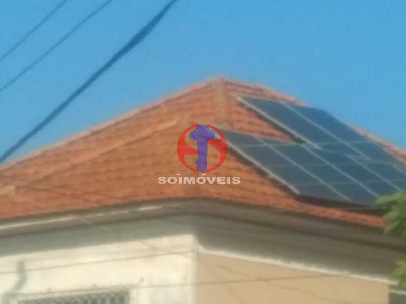 PAINEL SOLAR - Casa 4 quartos à venda Lins de Vasconcelos, Rio de Janeiro - R$ 950.000 - TJCA40056 - 3