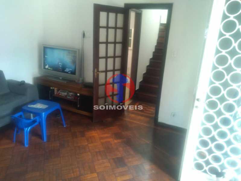 SALA - Casa 4 quartos à venda Lins de Vasconcelos, Rio de Janeiro - R$ 950.000 - TJCA40056 - 4