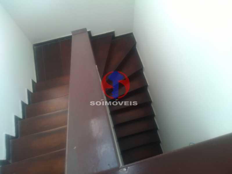 ESCADA - Casa 4 quartos à venda Lins de Vasconcelos, Rio de Janeiro - R$ 950.000 - TJCA40056 - 8