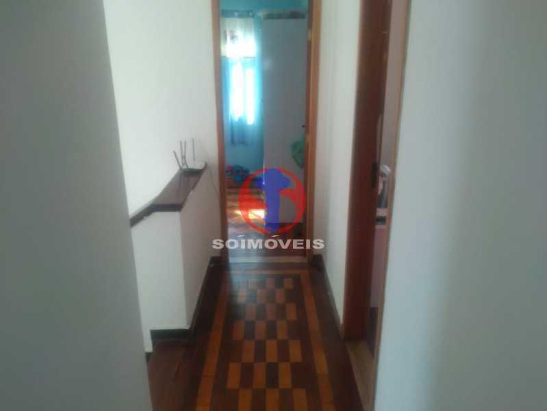 CIRCULAÇÃO - Casa 4 quartos à venda Lins de Vasconcelos, Rio de Janeiro - R$ 950.000 - TJCA40056 - 10