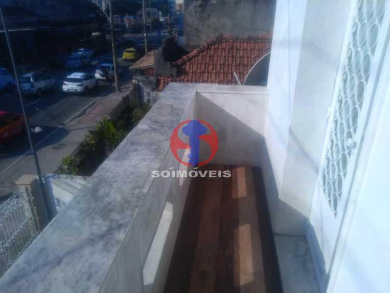 VARANDA - Casa 4 quartos à venda Lins de Vasconcelos, Rio de Janeiro - R$ 950.000 - TJCA40056 - 14
