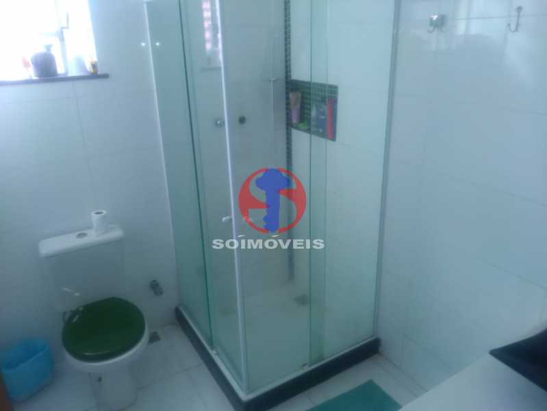 BANHEIRO SUÍTE - Casa 4 quartos à venda Lins de Vasconcelos, Rio de Janeiro - R$ 950.000 - TJCA40056 - 18
