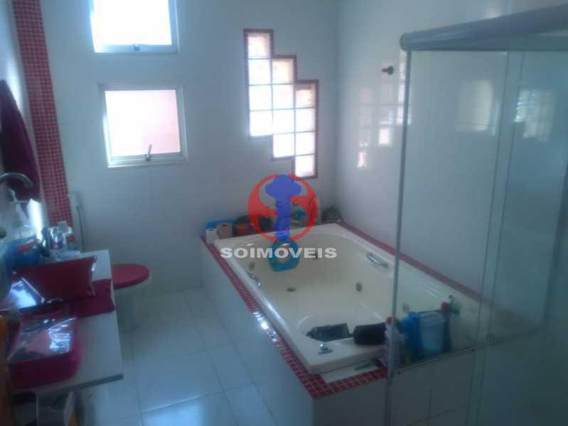 BANHEIRO SOCIAL 2 - Casa 4 quartos à venda Lins de Vasconcelos, Rio de Janeiro - R$ 950.000 - TJCA40056 - 13