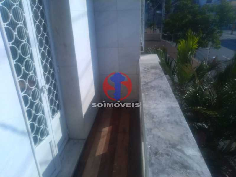 VARANDA - Casa 4 quartos à venda Lins de Vasconcelos, Rio de Janeiro - R$ 950.000 - TJCA40056 - 15