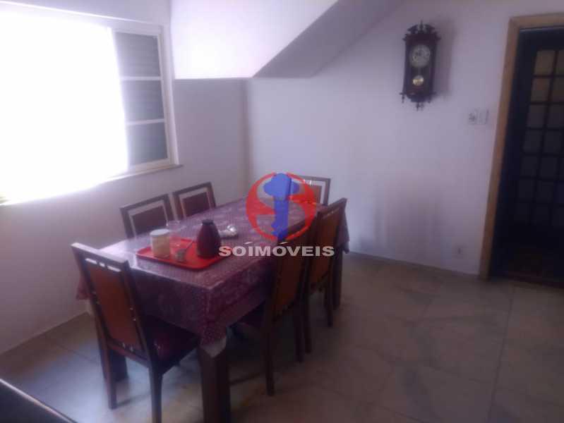 COPA - Casa 4 quartos à venda Lins de Vasconcelos, Rio de Janeiro - R$ 950.000 - TJCA40056 - 6