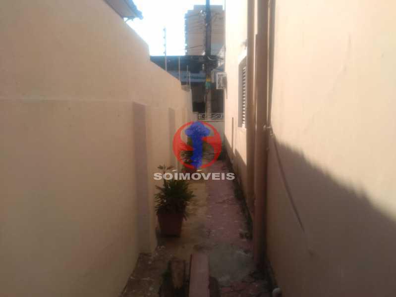 CIRCULAÇÃO EXTERNA - Casa 4 quartos à venda Lins de Vasconcelos, Rio de Janeiro - R$ 950.000 - TJCA40056 - 20