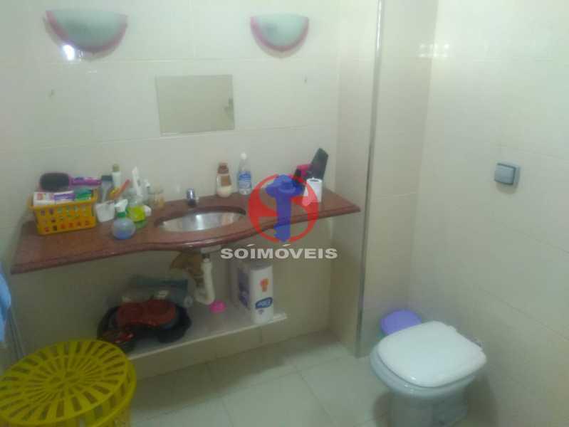 BANHEIRO SOCIAL 1 - Casa 4 quartos à venda Lins de Vasconcelos, Rio de Janeiro - R$ 950.000 - TJCA40056 - 11