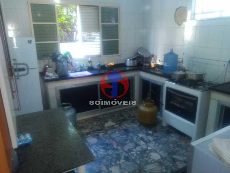 COZINHA - Casa 4 quartos à venda Lins de Vasconcelos, Rio de Janeiro - R$ 950.000 - TJCA40056 - 7