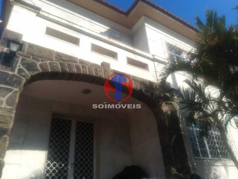 FACHADA  - Casa 4 quartos à venda Lins de Vasconcelos, Rio de Janeiro - R$ 950.000 - TJCA40056 - 1