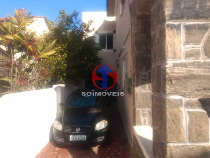 GARAGEM - Casa 4 quartos à venda Lins de Vasconcelos, Rio de Janeiro - R$ 950.000 - TJCA40056 - 22
