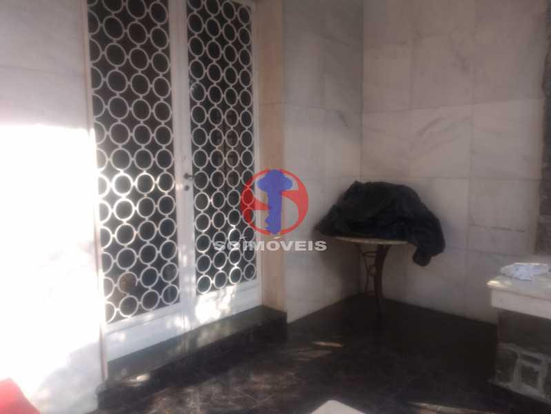 HALL/ VARANDA - Casa 4 quartos à venda Lins de Vasconcelos, Rio de Janeiro - R$ 950.000 - TJCA40056 - 23