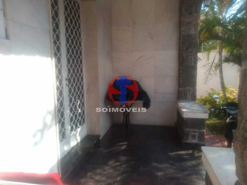 HALL/ VARANDA - Casa 4 quartos à venda Lins de Vasconcelos, Rio de Janeiro - R$ 950.000 - TJCA40056 - 24