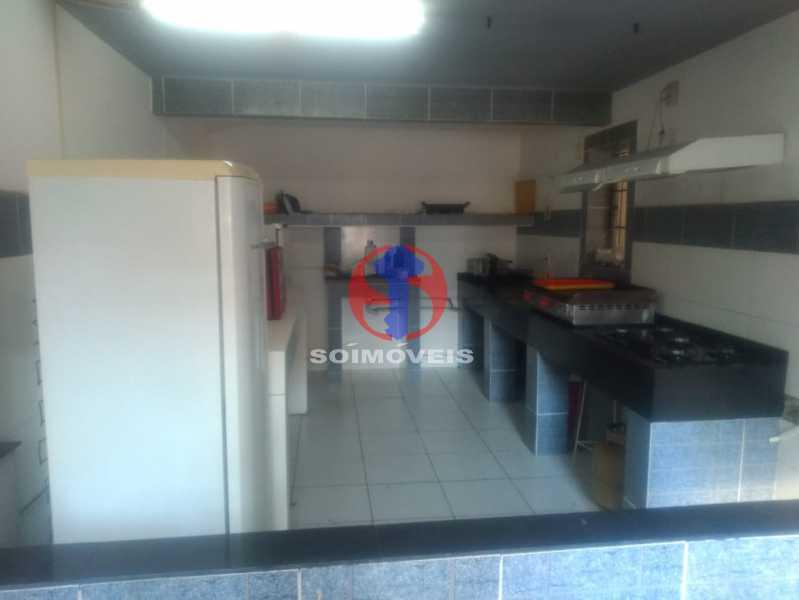 COZINHA ANEXO - Casa 4 quartos à venda Lins de Vasconcelos, Rio de Janeiro - R$ 950.000 - TJCA40056 - 30
