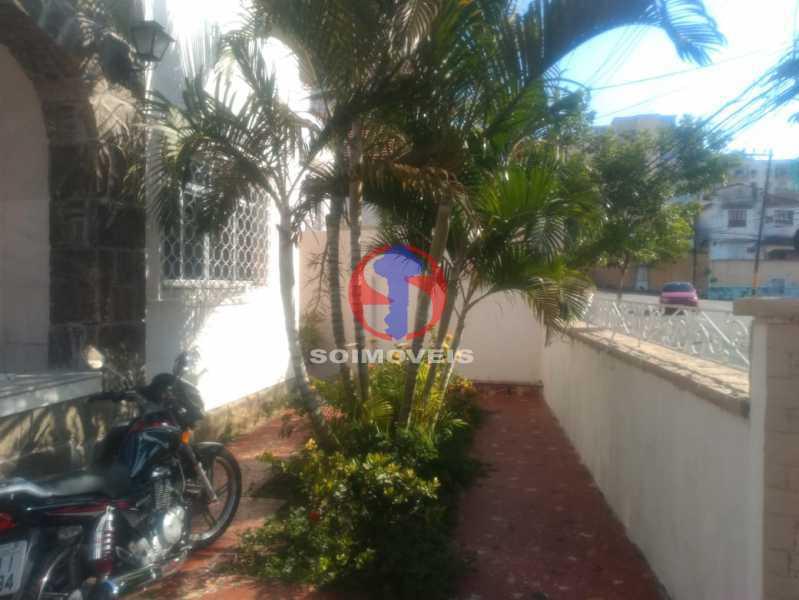 AREA EXTERNA FRONTAL - Casa 4 quartos à venda Lins de Vasconcelos, Rio de Janeiro - R$ 950.000 - TJCA40056 - 21
