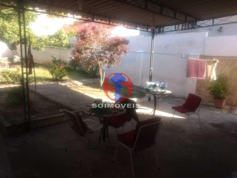 QUINTAL - Casa 4 quartos à venda Lins de Vasconcelos, Rio de Janeiro - R$ 950.000 - TJCA40056 - 25