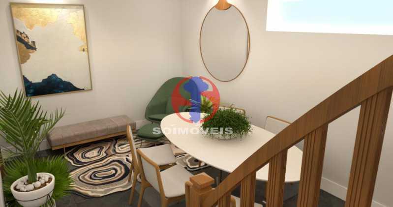 014f0e88c1f6e783-fotos-44 - Casa 3 quartos à venda Tijuca, Rio de Janeiro - R$ 790.000 - TJCA30082 - 6
