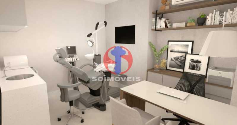 fotos-4 - Casa 3 quartos à venda Tijuca, Rio de Janeiro - R$ 790.000 - TJCA30082 - 19