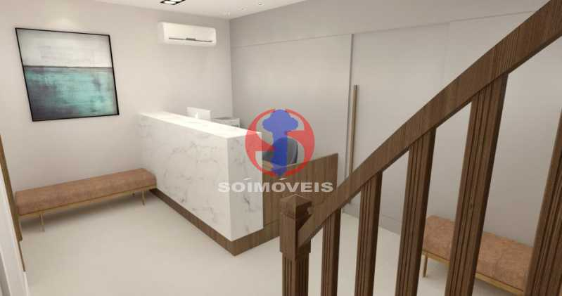 fotos-5 - Casa 3 quartos à venda Tijuca, Rio de Janeiro - R$ 790.000 - TJCA30082 - 20