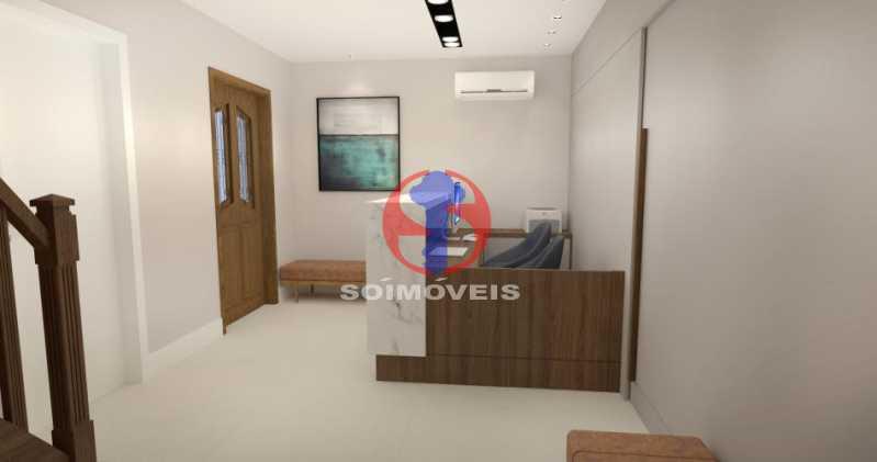 fotos-7 - Casa 3 quartos à venda Tijuca, Rio de Janeiro - R$ 790.000 - TJCA30082 - 22