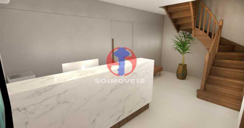 fotos-8 - Casa 3 quartos à venda Tijuca, Rio de Janeiro - R$ 790.000 - TJCA30082 - 23