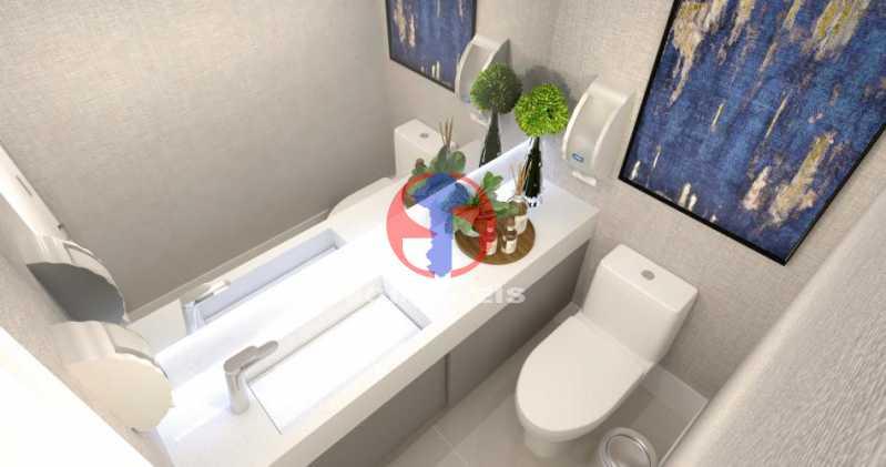 fotos-9 - Casa 3 quartos à venda Tijuca, Rio de Janeiro - R$ 790.000 - TJCA30082 - 24