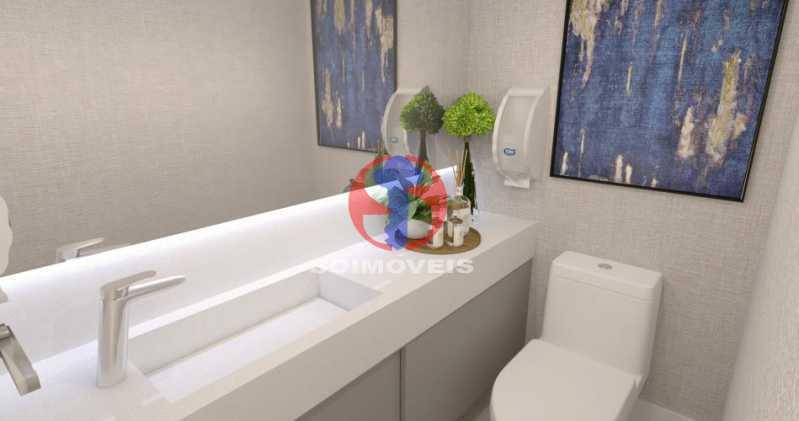 fotos-11 - Casa 3 quartos à venda Tijuca, Rio de Janeiro - R$ 790.000 - TJCA30082 - 25