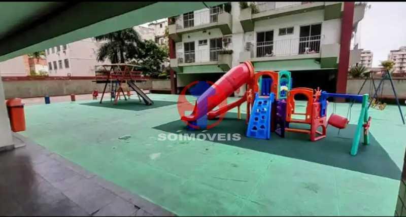 PLAY - Apartamento 3 quartos à venda Riachuelo, Rio de Janeiro - R$ 255.000 - TJAP30713 - 1