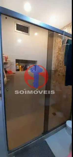 BANHEIRO - Apartamento 3 quartos à venda Riachuelo, Rio de Janeiro - R$ 255.000 - TJAP30713 - 5