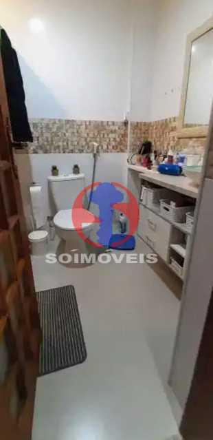 BANHEIRO - Apartamento 3 quartos à venda Riachuelo, Rio de Janeiro - R$ 255.000 - TJAP30713 - 6